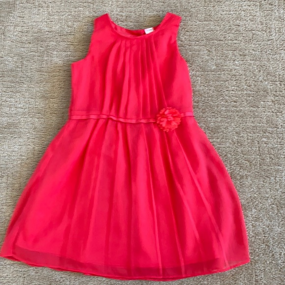 Coral Party Dress from Carter's